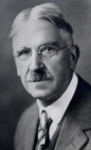 John Dewey portrait