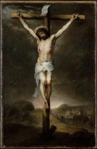 Crucifixion of Jesus Painting