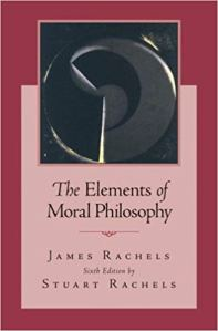 The Elements of Moral Philosophy - Sixth Edition Cover