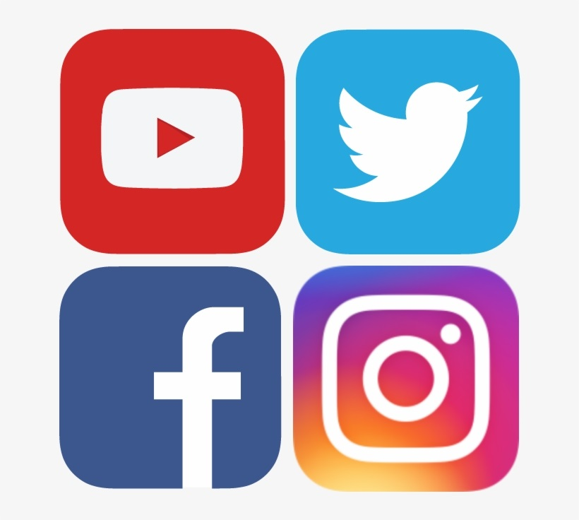 Instagram Pinterest Icons: Why Facebook And Twitter Can't Censor Speech